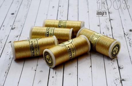 חוט זהב לרקמה
